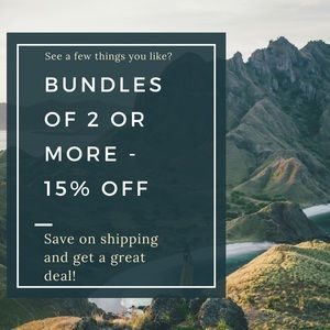 Bundle and save- let's make a deal!
